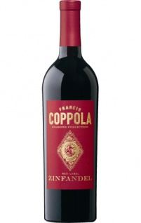 Coppola Diamond Collection Red Label Zinfandel 2015 Rotwein 0.75 L
