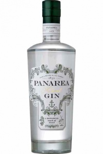 Panarea Island Gin A Botanical Touch of Italy 0.7 L