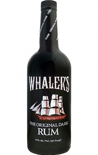 Whalers The Original Dark Rum 1.0 L