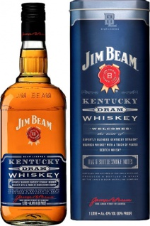 Jim Beam Kentucky Dram 1.0 L Legends Series