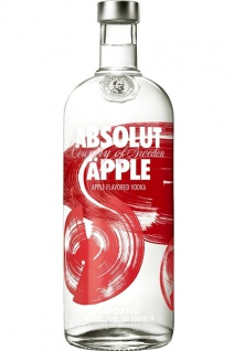 Absolut Vodka Äpple 1.0 L