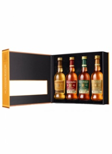 Glenmorangie Collection 4x 0.1 L The Tasting Set