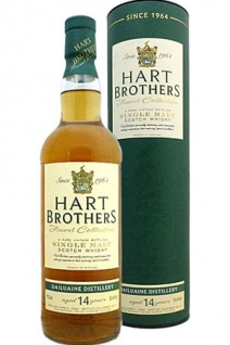 Dailuaine 14 Jahre 1998 Hart Brothers Finest Collection 0.7 L