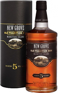 New Grove Old Tradition Rum 5 Jahre 0.7 L