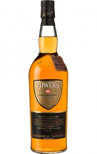 Powers Gold Label 43.2% vol Hand Crafted 0.7 L Triple Distilled Whiskey