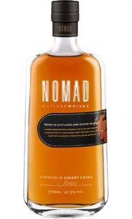 Nomad Outland Small Batch Whisky 0.7 L Scotch finished in Jerez