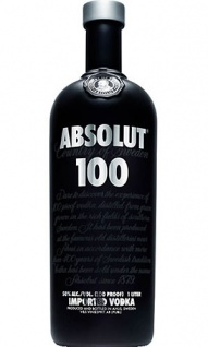 Absolut 100 Vodka 1.0 L