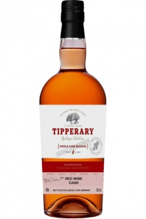 Tipperary 2007 - 2017 Irish Single Malt Red Wine Finish Whiskey 0.7 L Boutique Selection Cask 16670