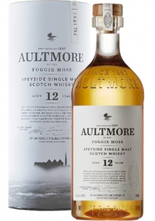 Aultmore 12 Jahre The Last Great Malts Whisky 0.7 L