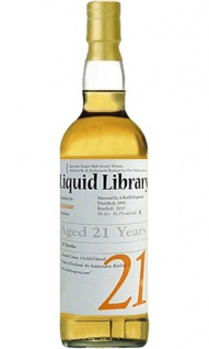 Glenlossie 21 Jahre 1992 The Whisky Agency 0.7 L 2013 Liquid Library