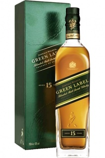 Johnnie Walker 15 Jahre Green Label 0.7 L Blended Malt Whisky - Vorschau
