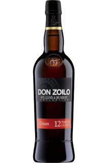 Don Zoilo Williams & Humbert Collection 0.75 L Cream Sherry 12 Jahre