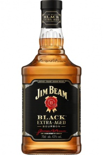 Jim Beam Black Extra Aged Whisky 0.7 L