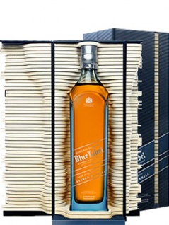 Johnnie Walker Blue Label 0.7 L Limited Edition Design by Alfred Dunhill