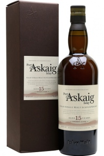 Port Askaig 15 Jahre Sherry Cask Whisky 0.7 L