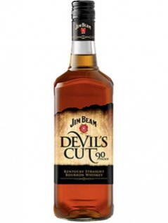 Jim Beam Devil's Cut Whiskey 0.7 L