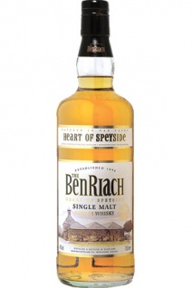 Benriach Heart of Speyside Whisky 0.7 L