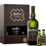 Ardbeg Whisky Exploration Pack 0.8 L 70 cl TEN. 5cl Uigeadail. 5cl Corryvrecckan