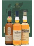 The Classic Malts STRONG Collection 3 x 0.2 L Grüne Whisky Box