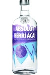 Absolut Vodka Berri Acai 1.0 L