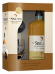 The Singleton of Dufftown 12 Jahre Whisky 0.7 L Geschenkpackung mit Tumbler & Ice Ball Mould