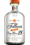 Filliers 28 Tangerine Dry Gin 0.5 L