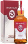 Springbank 25 Jahre 2015 Release Whisky 0.7 L