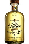 Filliers 28 Barrel Aged Dry Gin 0.5 L