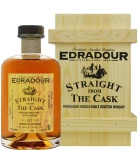 Edradour 10 Jahre 2008 Straight from the Cask 0.5 L Sherry Butt N° 16 bottled 2018