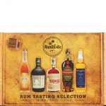 Rum Tasting Selection 5x 0.04 L
