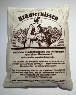 Kräuter-Kissen