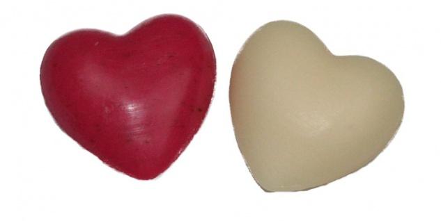 Schafsmilchseife Herzform