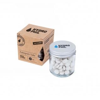 Zahnputz-Tabs, MINZE-ZITRONE (ohne Fluorid)