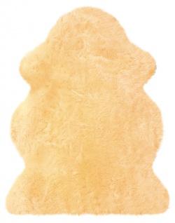 Lammfelle mit Nähten - voll waschbar, 90-100 cm - Vorschau 5