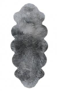 Australische Lammfelle aus zwei Fellen