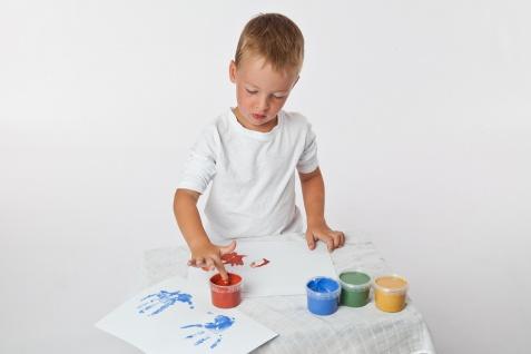 Bio-Fingermalfarbe - Vorschau 2