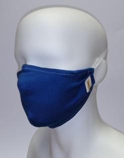 Gesichtsmaske V1 mit Gummiband farbig
