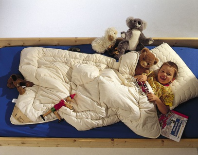 Baby & Kinder Bettdecken aus KAPOK