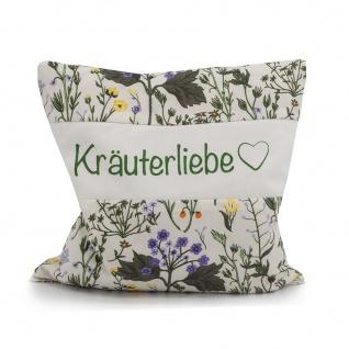 """Kräuterliebe """" Kräutermischung"""" 25x25cm"""