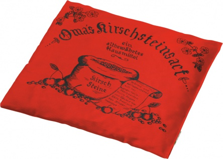 Oma's Kirschkernsack, 24x25 cm