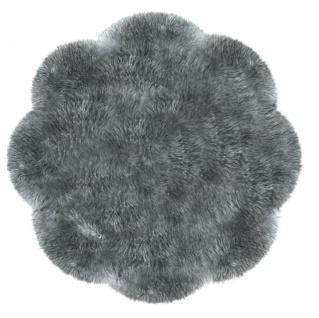 Fellteppiche Blume - aus australischem Lammfell