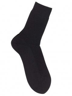 Diabetiker-Socken aus Wolle (ohne Gummi), 3-er Pack