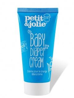 Baby Windelwechselcreme 50ml von Petit & Jolie - Vorschau