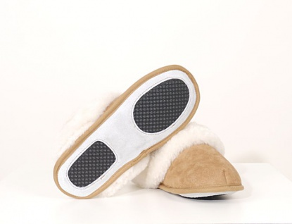 Herren-Pantoffeln mit rutschhemmender Sohle - Vorschau 2