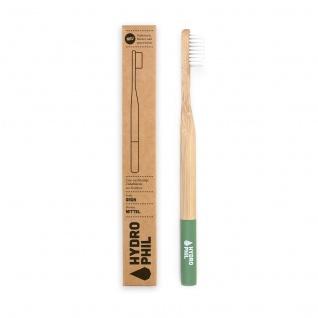 Nachhaltige Bambus Zahnbürsten - Mittelweich