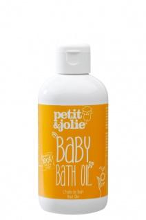 Baby Badeöl 200ml von Petit & Jolie