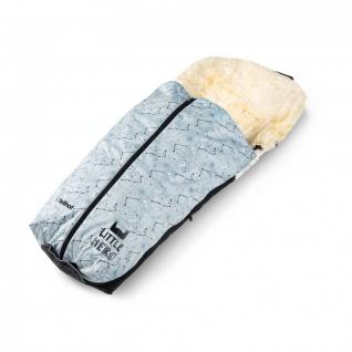 Softshellbezug für Fellfußsäcke