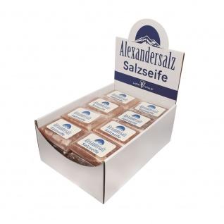 Salzseife Alexandersalz 250g