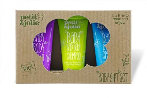 Baby-Geschenkset von Petit & Jolie - Vorschau