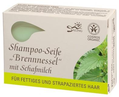 Shampoo-Seife Brennnessel